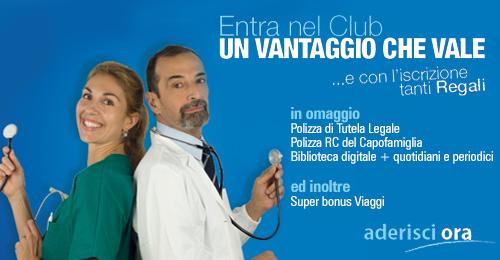 Club Medici - Associazione per Medici Chirurghi e Odontoiatri